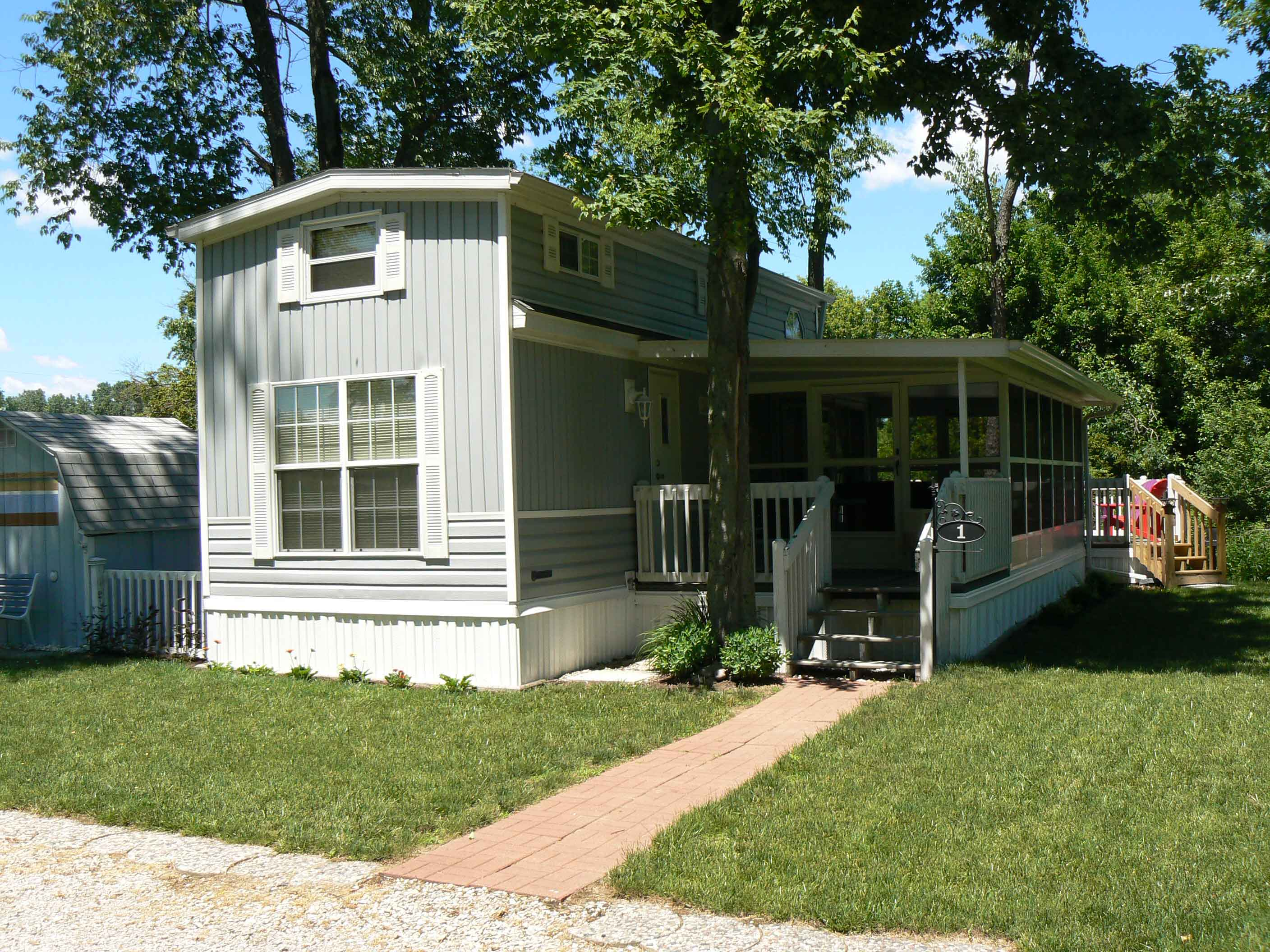 Park model homes park model homes made in indiana House builders in indiana
