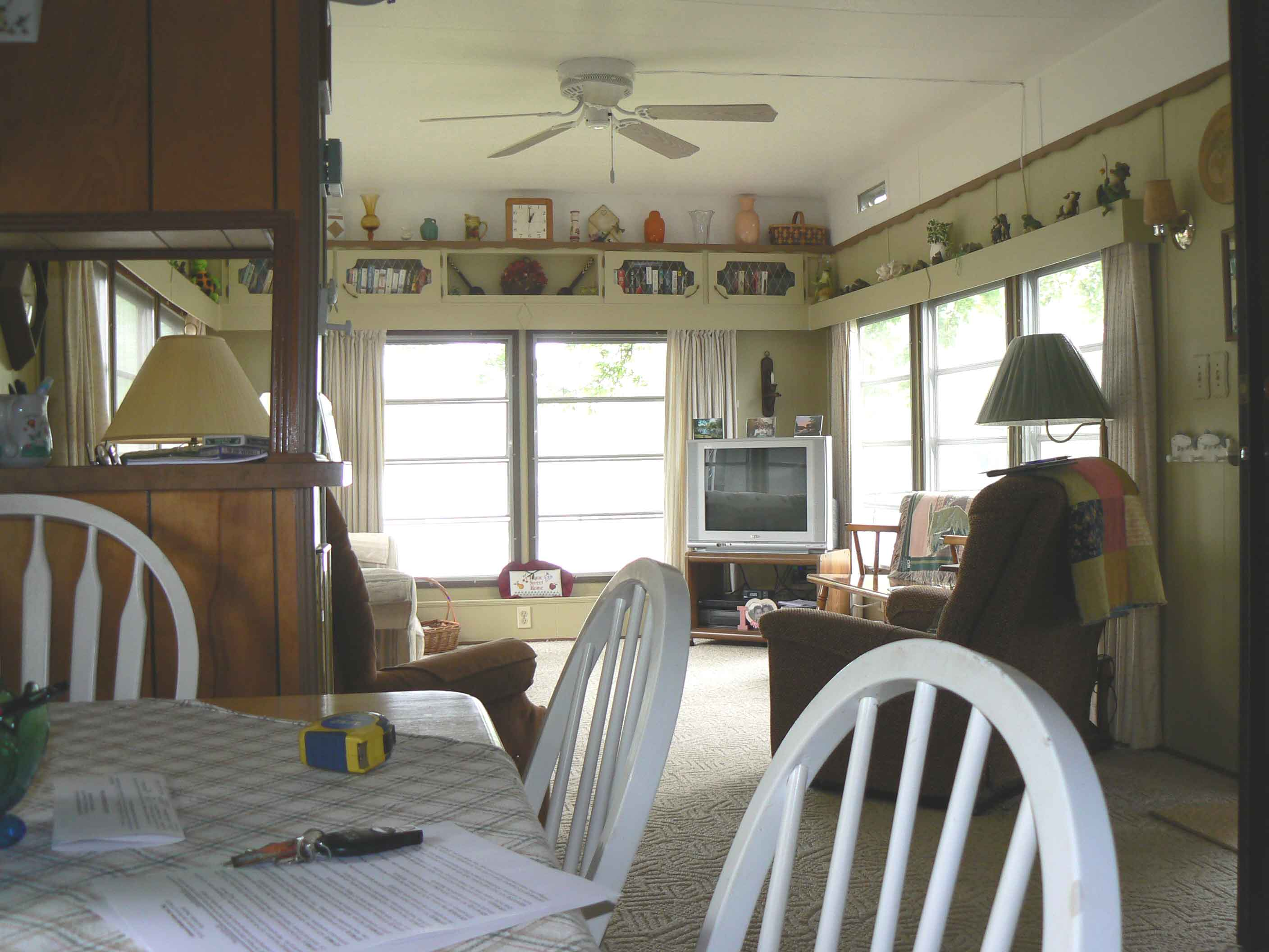 comments waterfront home on lake michiana 12x20 enclosed porch 12x12 covered patio 12x16 deck on the channel dock 10x14 shed with concrete floor and